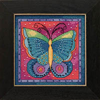 Flying Colors - Butterfly Fushia Kit
