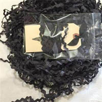 Licorice Rick Rack Trim from Lady Dot Creations
