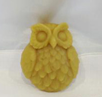 Hoot Hoot Waxer by Lady Dot Creations