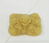 Rose Garden Waxer by Lady Dot Creations