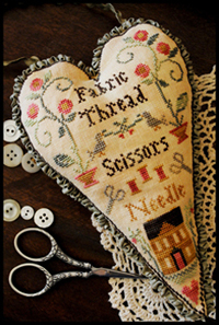 A Stitcher's Heart/Gentle Stitches Kit
