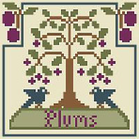 Fruits - Plums Kit