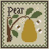 Fruits - Pear Kit