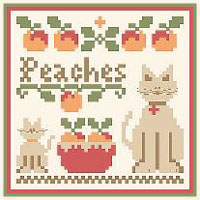 Fruits - Peaches Kit