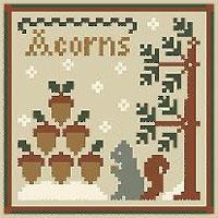Fruits - Acorns Kit