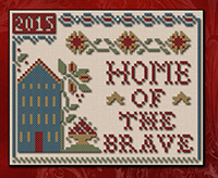 Home of the Brave Thread Kit