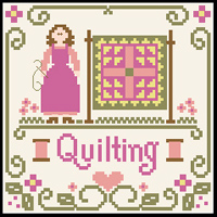 Little Women Kit - Quilting