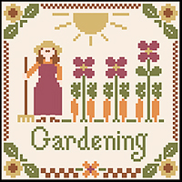 Little Woman Kit - Gardening