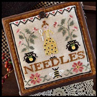 Pretty in Perle - Needle Lady Pocket