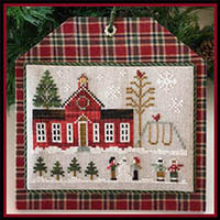 Hometown Holiday #11 - Schoolhouse