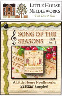 Song of The Seasons Mystery Sampler Part #3