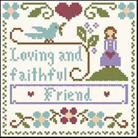 Little Women Virtues - Loving and Faithful Kit