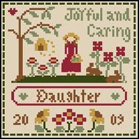 Little Women Virtues - Joyful & Caring Kit