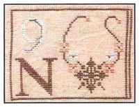 Alphabet Piddlngs M & N
