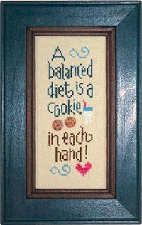 Balanced Diet Boxer