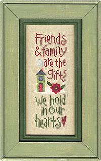 Friends & Family Boxer