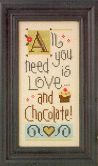 All I Need Is Love and Chocolate Giggle Boxer