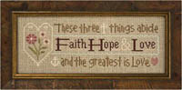 Faith Hope & Love Inspirational Boxer
