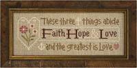 Faith Hope & Love Inspirational Boxer