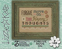3 Little Words - Forgive Move On