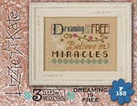 3 Little Words - Dreaming is Free