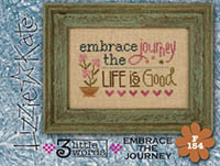 3 Little Words - Embrace the Journey
