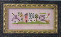 Flora McSample Stitch Lesson Sampler