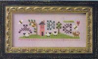 Flora McSample Stitch Lesson Sampler