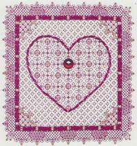 Red Victorian Valentine