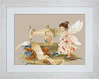 The Fairy Needlewoman Kit