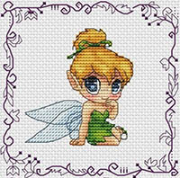 Baby Princess Tinker Bell
