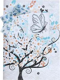 Butterfly Card Kit