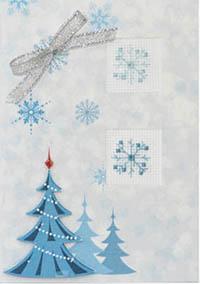 Snowflake Card Kit