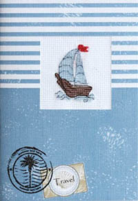 Sailboat Card Kit
