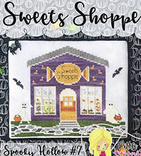 Spooky Hollow 7 - Sweets Shoppe