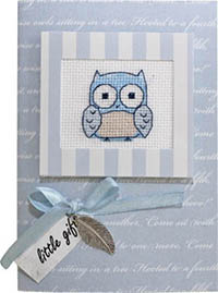 Owl Card Kit