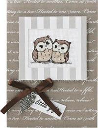 2 Owls Card Kit