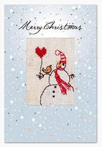 Snowman Card Kit