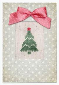 Christmas Tree Card Kit