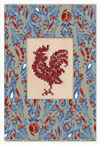Rooster Card Kit
