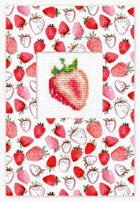 Strawberry Card Kit