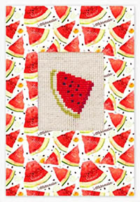 Watermelon  Card Kit