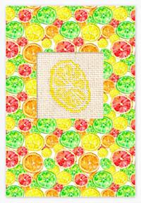 Lemon Card Kit