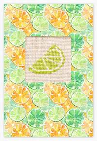 Lime Card Kit