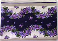 Lilacs Project Bag