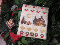 Christmas Midnight Sewing Book