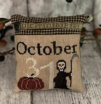 31st October Pillow