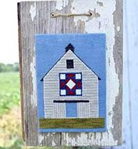 Heritage Barn Quilt