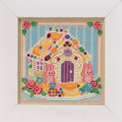 2019 Spring Button & Bead -  Sugar Cookie House