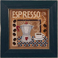 2020 Autumn Button & Beads - Espresso Kit
